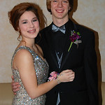 Prom 2013 Bellevue East : Jeremy,, Megan, Matt and Claire before Bellevue East prom 3/23/13.